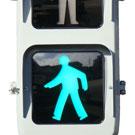 LED歩行者用信号灯器