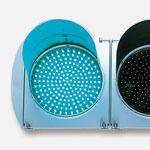 LED式車両用交通信号灯器